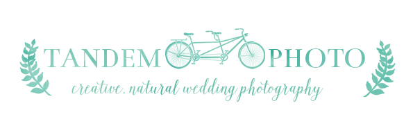 Tandem Photo – Creative Wedding Photography I Glasgow, UK logo